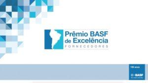INHOUSE recebe prêmio de excelência de fornecedores da BASF