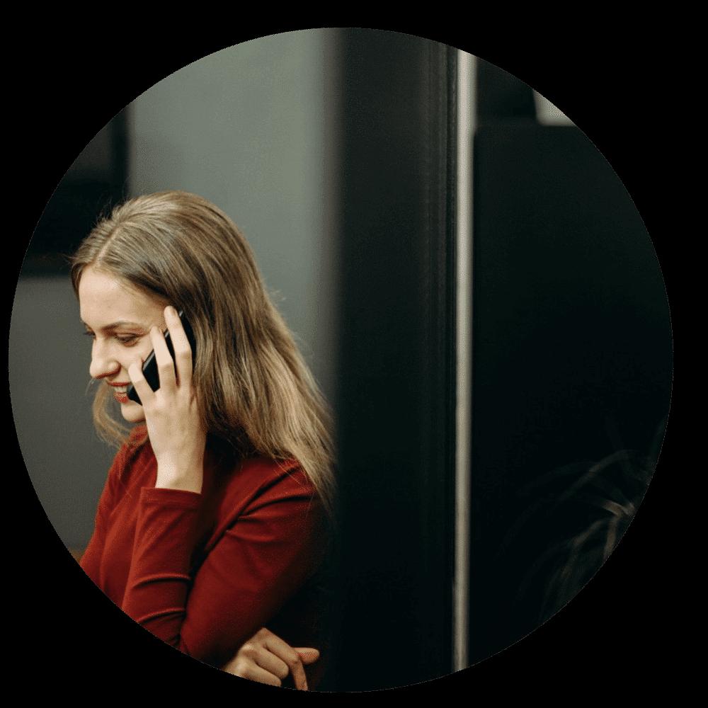pesquisa por telefone