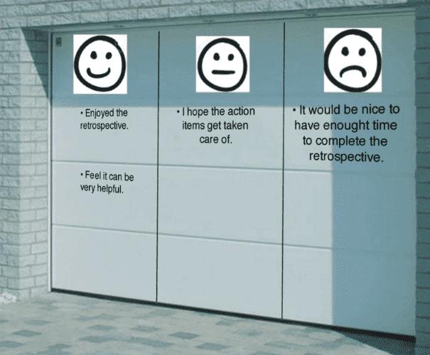 feedback wall