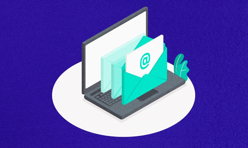 E-mail de prospecção